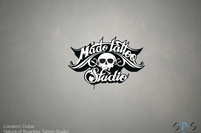 mado tattoo web design