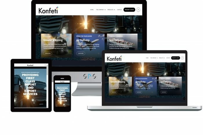 konfeti web development agencys